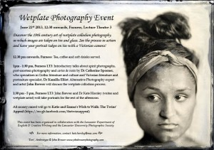 Wetplate Event