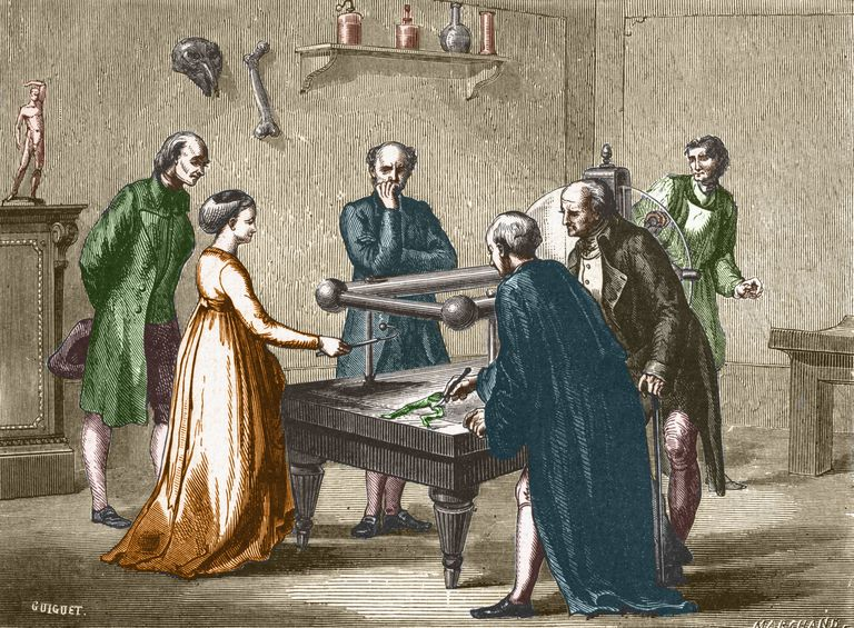 An Interview With Mary Shelley