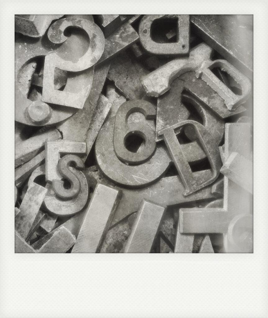 Polaroids and Poems